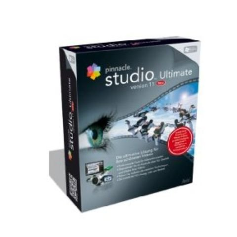 Устройство видеомонтажа PCI Pinnacle Ultimate Studio 11.